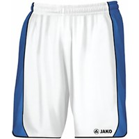 Jako Magic Short Kinderen - Wit / Royal / Zwart