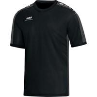 Jako Striker T-Shirt - Zwart / Grijs