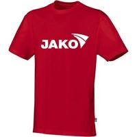 Jako Promo T-Shirt - Rood / Wit