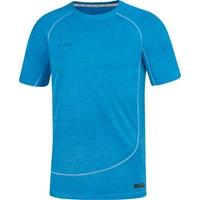 Jako Active Basics T-shirt - Jako Blauw Gemeleerd