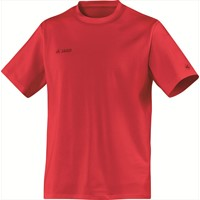 Jako Basics T-Shirt - Rood
