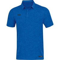 Jako Premium Basics Polo - Royal Gemeleerd