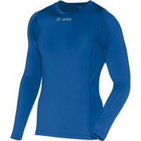 Jako Compression Shirt Lange Mouw - Royal