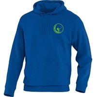 Jako Team Sweater Met Kap Kinderen - Royal