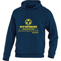 Jako Team Sweater Met Kap Kinderen - Marine