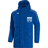 Jako Active Coach Jacket - Royal