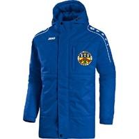 Jako Active Coach Jacket Kinderen - Royal / Wit