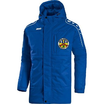 Picture of Jako Active Coach Jacket - Royal / Wit
