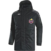 Jako Active Coach Jacket - Zwart / Wit