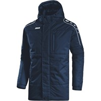 Jako Active Coach Jacket - Marine / Wit
