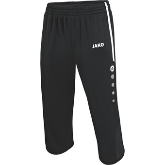 Picture of Jako Active 3/4 Trainingsbroek Kinderen - Zwart / Wit