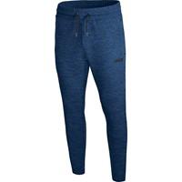 Jako Premium Basics Joggingbroek Dames - Marine Gemeleerd