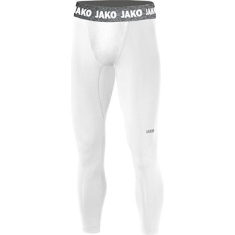 Picture of Jako Compression 2.0 Long Tight Kinderen - Wit