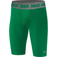 Jako Compression 2.0 Short Tight Kinderen - Sportgroen