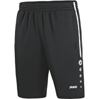 Jako Active Trainingsshort - Zwart / Wit