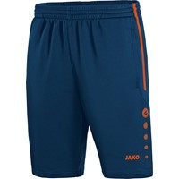 Jako Active Trainingsshort - Navy / Flame