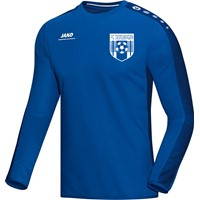Jako Striker Sweater - Royal