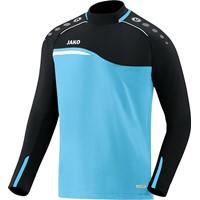 Jako Competition 2.0 Sweater - Aqua / Zwart