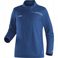 Jako Speed Ziptop Dames - Royal