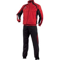 Jako J1 Trainingspak Polyester - Rood / Zwart / Wit