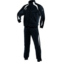 Jako J1 Trainingspak Polyester - Zwart / Antraciet / Wit