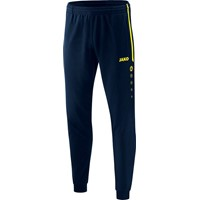 Jako Competition 2.0 Trainingsbroek Polyester Kinderen - Marine / Fluogeel