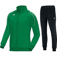 Jako Classico Trainingspak Polyester - Sportgroen / Zwart