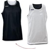 Joma Aro Reversible Shirt Kinderen - Zwart / Wit
