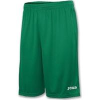 Joma Basket Basketbalshort Kinderen - Green Medium