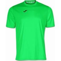 Joma Combi Shirt Korte Mouw Kinderen - Fluo Groen