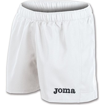 Picture of Joma Myskin Rugbyshort Kinderen - Wit / Rood