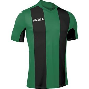 Picture of Joma Pisa Shirt Korte Mouw Kinderen - Groen / Zwart