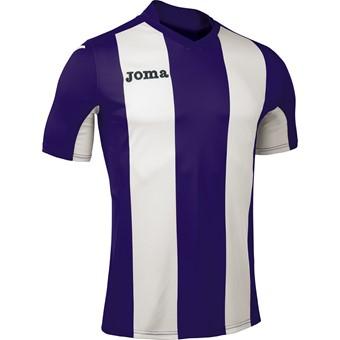 Picture of Joma Pisa Shirt Korte Mouw - Paars / Wit