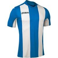 Joma Pisa Shirt Korte Mouw - Royal / Wit