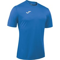 Joma Campus II Shirt Korte Mouw - Royal