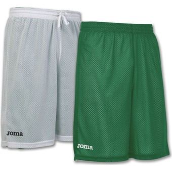 Picture of Joma Rookie Reversible Short - Groen / Wit