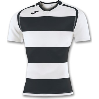 Picture of Joma Prorugby II Rugbyshirt - Wit / Zwart