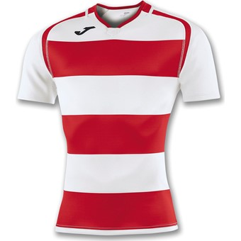 Picture of Joma Prorugby II Rugbyshirt - Rood / Wit