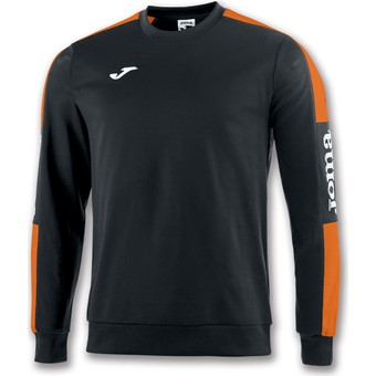 Picture of Joma Champion IV Sweater Kinderen - Zwart / Oranje