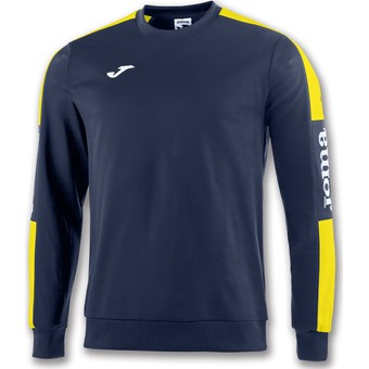 Picture of Joma Champion IV Sweater Kinderen - Marine / Geel