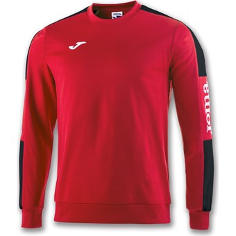 Picture of Joma Champion IV Sweater Kinderen - Rood / Zwart