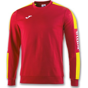 Picture of Joma Champion IV Sweater Kinderen - Rood / Geel