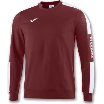 Picture of Joma Champion IV Sweater Kinderen - Bordeaux / Wit