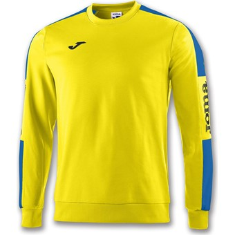 Picture of Joma Champion IV Sweater Kinderen - Geel / Royal