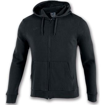 Picture of Joma Argos II Sweater Met Rits Kinderen - Zwart
