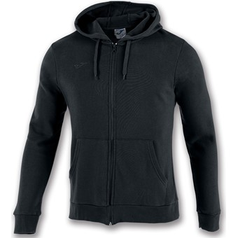 Picture of Joma Argos II Sweater Met Rits - Zwart
