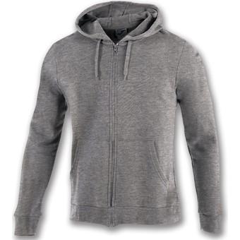 Picture of Joma Argos II Sweater Met Rits - Grijs Gemeleerd