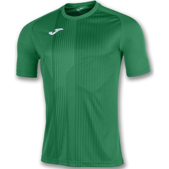 Picture of Joma Tiger Shirt Korte Mouw - Groen