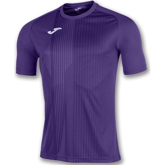 Picture of Joma Tiger Shirt Korte Mouw - Paars