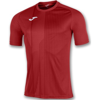 Picture of Joma Tiger Shirt Korte Mouw - Rood